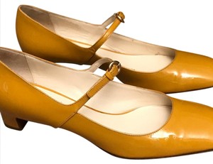 Miu Miu Yellow Pumps