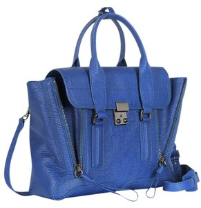 3.1 Phillip Lim Satchel in Cobalt