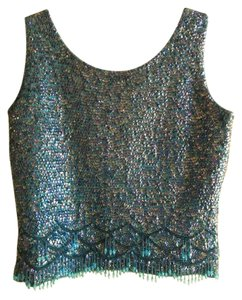 Other Top IRIDESCENT TEAL