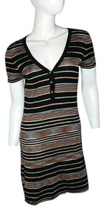 Missoni short dress Striped Made In Italy on Tradesy