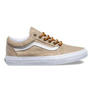 Vans Old Skool Beige/Tan Athletic