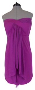 BCBGeneration Tiered Strapless Sweetheart Dress