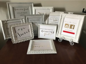 17 Set Picture Frames