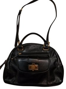 Tignanello Leather Convertible Cross Body Bag