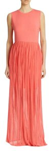 Coral/Pink Maxi Dress by French Connection Maxi Beach Sleeveless