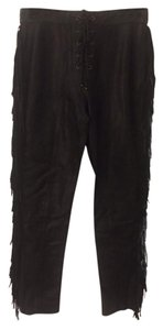Cleobella Capri/Cropped Pants black
