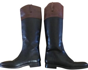 Andrienne Vittadini multi black and brown Boots