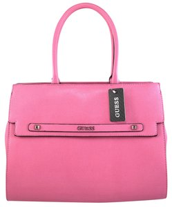 Guess Tote in Passion Pink