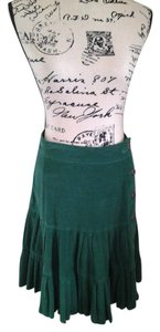 Sitwell Skirt Green