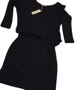 Sundry short dress black on Tradesy
