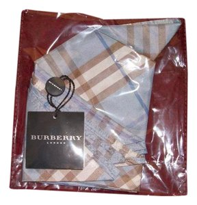 Burberry Burberry Triangle Bandana Neck Tie Handkerchief
