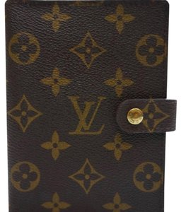 Louis Vuitton Louis Vuitton Monogram Address Book Notebook Agenda Cover PM