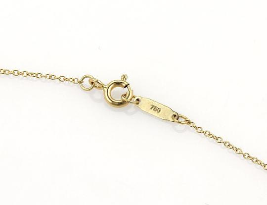 Tiffany & Co. Butterfly 18k Yellow Gold Pendant Necklace Image 4