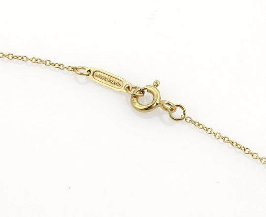 Tiffany & Co. Butterfly 18k Yellow Gold Pendant Necklace Image 5