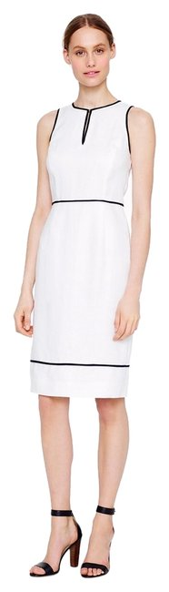 Preload https://img-static.tradesy.com/item/2114444/jcrew-white-herringbone-linen-night-out-dress-size-8-m-0-0-650-650.jpg