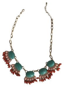 J.Crew Beautiful chunky spring necklace