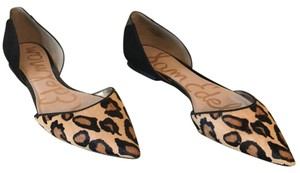 Sam Edelman animal print Flats