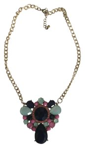 J.Crew Chunky spring necklace
