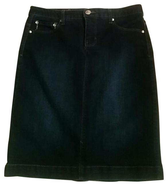 Preload https://img-static.tradesy.com/item/21144605/style-and-co-blue-jean-skirt-size-4-s-27-0-3-650-650.jpg