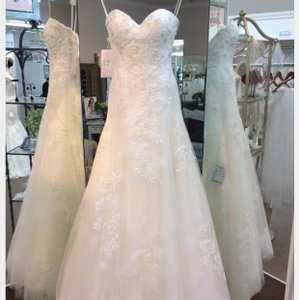 Casablanca 2015 Casablanca Bridal Gown Wedding Dress