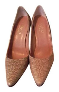 Gucci Skin Sexy Work Office Nude Pumps