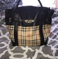 Burberry Satchel Satchel in brown tan Image 1