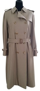 Burberry Prorsum Trench Wool Vintage Trench Coat