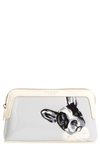 Ted Baker Ted Baker London Cotton Dog Cosmetics Bag