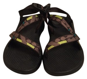 Chaco Grey Sandals