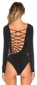 The Jetset Diaries Strappy Bodysuit Sold Out New Shopbop Revolve Top black