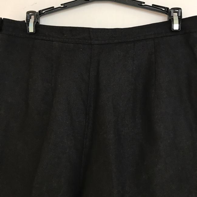 Talbots Straight Pants Black Image 3