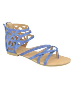 Other Denim Size 7.5 Gladiator Denim blue Sandals