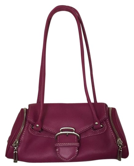 Preload https://img-static.tradesy.com/item/21145839/cole-haan-small-handheld-purse-purple-leather-baguette-0-1-540-540.jpg