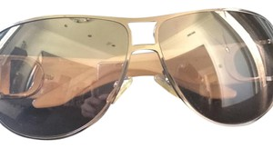 Dior Christian Dior Flash Mirror Aviator Sunglasses