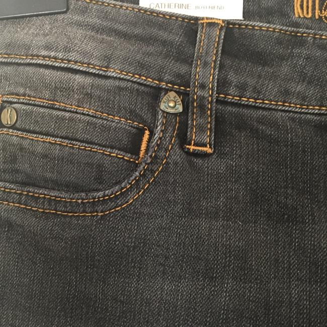 KUT from the Kloth Boyfriend Cut Jeans-Distressed Image 5