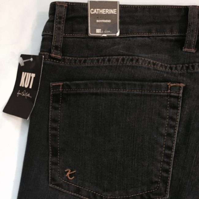 KUT from the Kloth Boyfriend Cut Jeans-Distressed Image 7