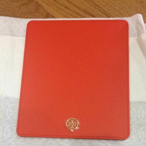Tory Burch Robinson Mouse Pad Leather Saffiano