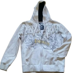 Ecko Unltd Grafitti Jacket Sweatshirt