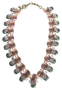 J.Crew Pink Crystal Necklace