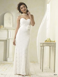 Alfred Angelo 8521 Wedding Dress