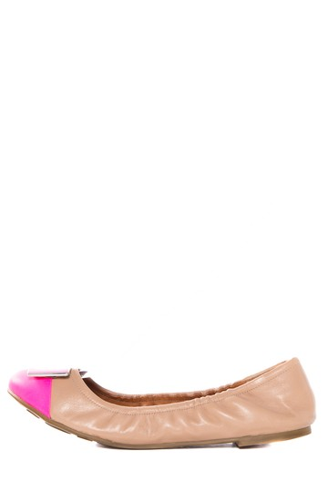 Preload https://img-static.tradesy.com/item/21146358/marc-by-marc-jacobs-pink-and-tan-and-leather-flats-size-us-75-regular-m-b-0-0-540-540.jpg