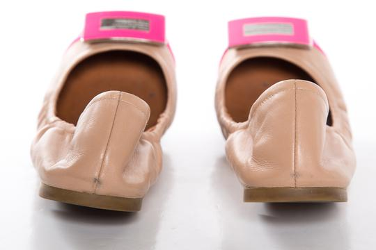 Marc by Marc Jacobs Pink and Tan Flats Image 5
