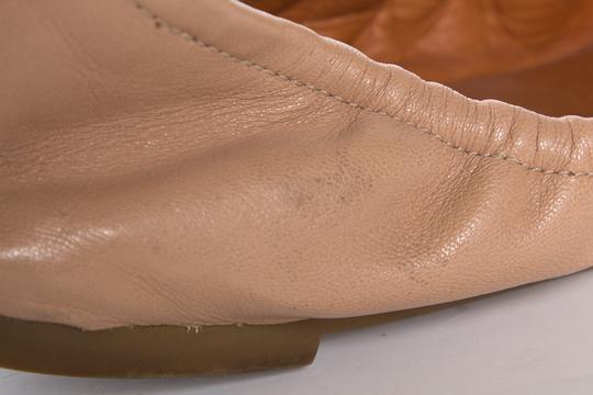 Marc by Marc Jacobs Pink and Tan Flats Image 8