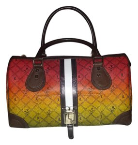L.A.M.B. Satchel in Ombre