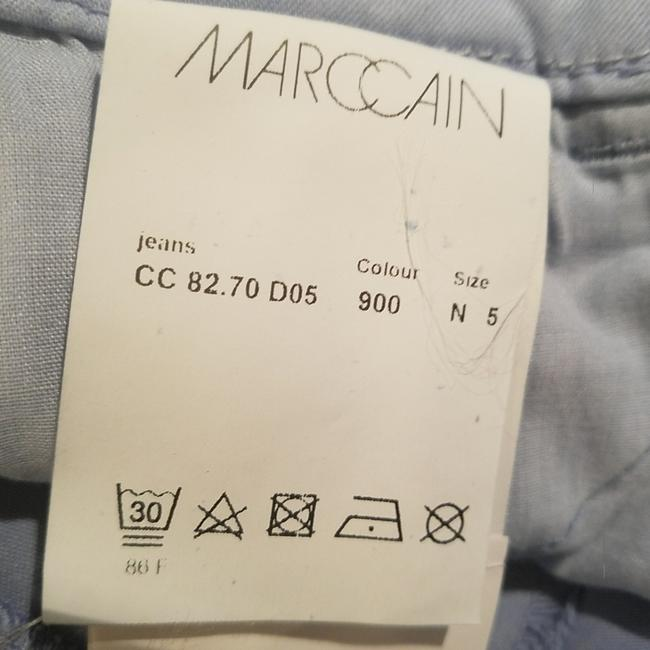 Marc Cain Mid-rise Coated Boyfriend Cut Jeans-Coated Image 3