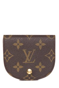 Louis Vuitton Monogram Coated Canvas Coin Purse