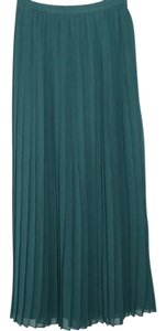 Sparkle & Fade Maxi Skirt teal