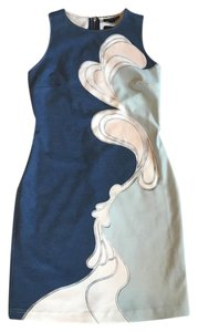 Rampage short dress Blues and White on Tradesy