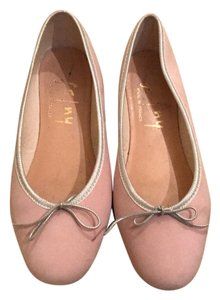 French Sole pink Flats