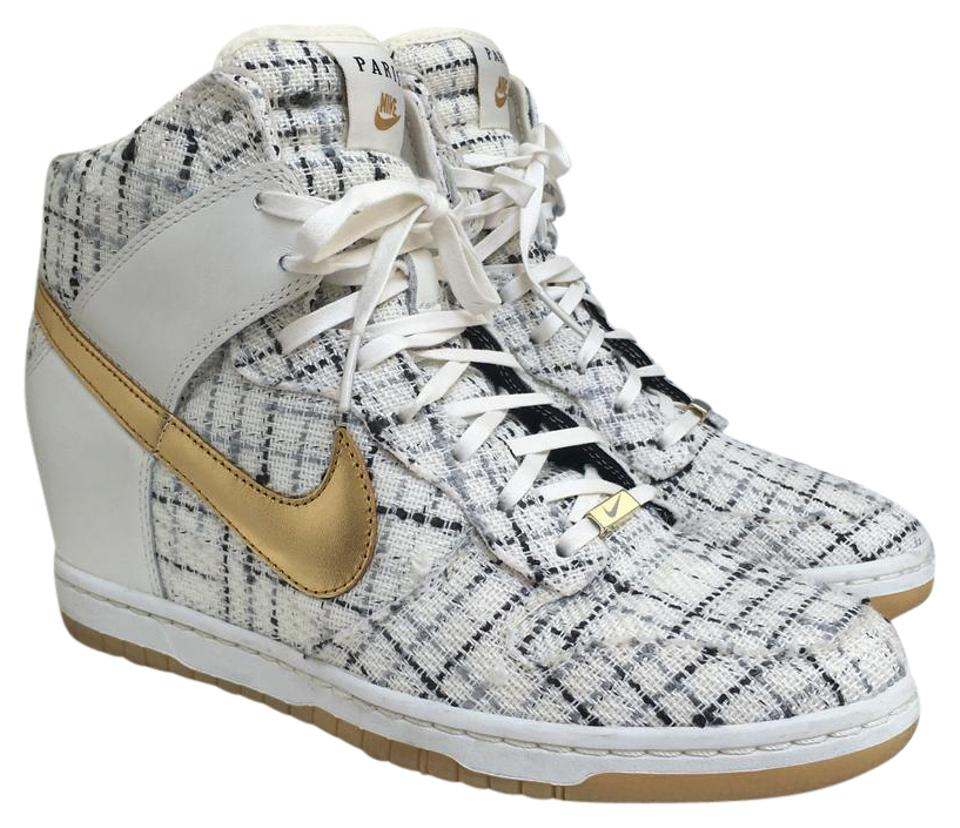 arrives 432fb c21a7 Nike Sail Metallic Gold Athletic Image 0 ...